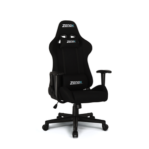 Pluto Racing Chair (Black) (預訂2021年4月中發貨/Pre-order for Delivery in mid April 2021-Zenox