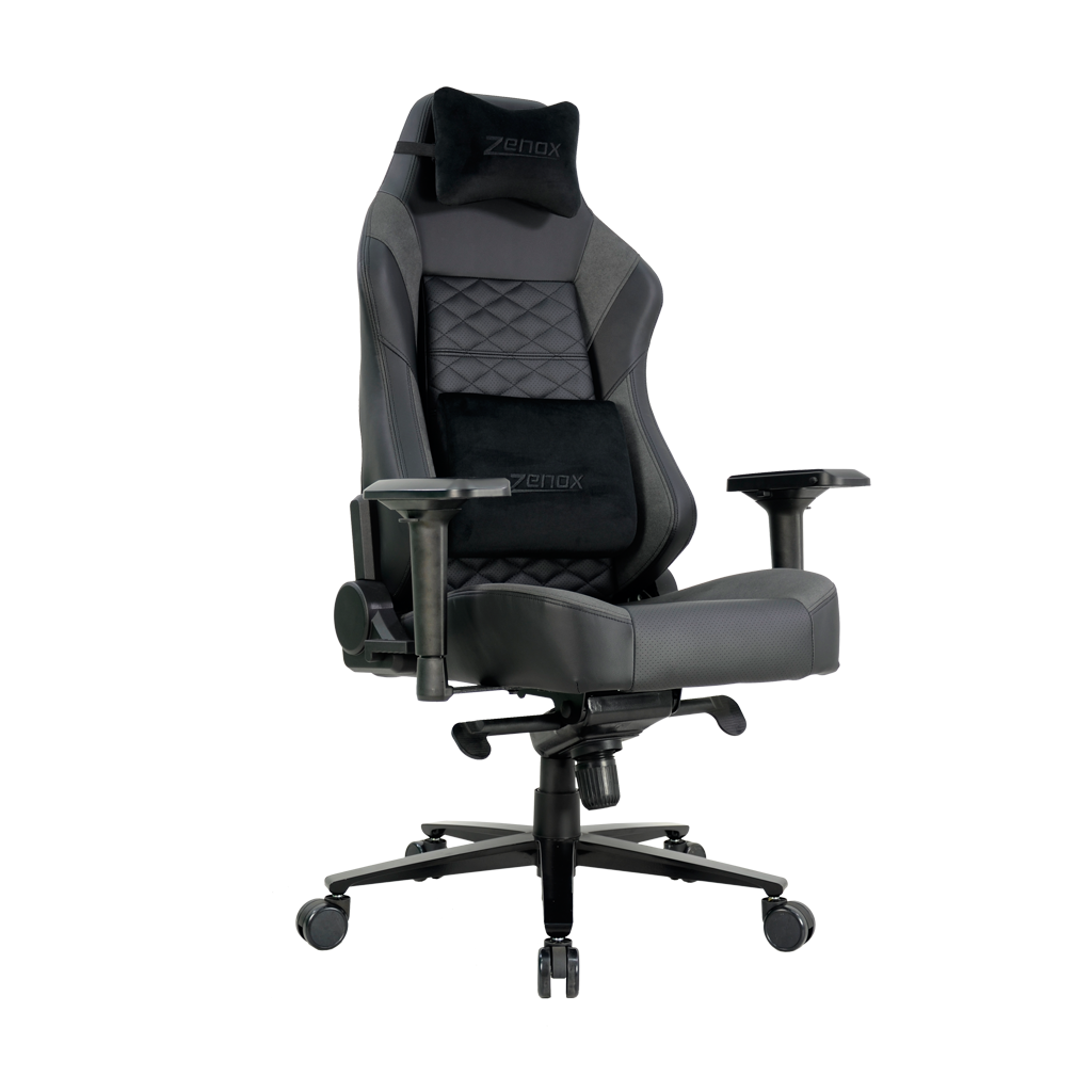 Spectre Racing Chair (Black) (預訂2021年4月底發貨/Pre-order for Delivery at the end of April 2021)-Zenox