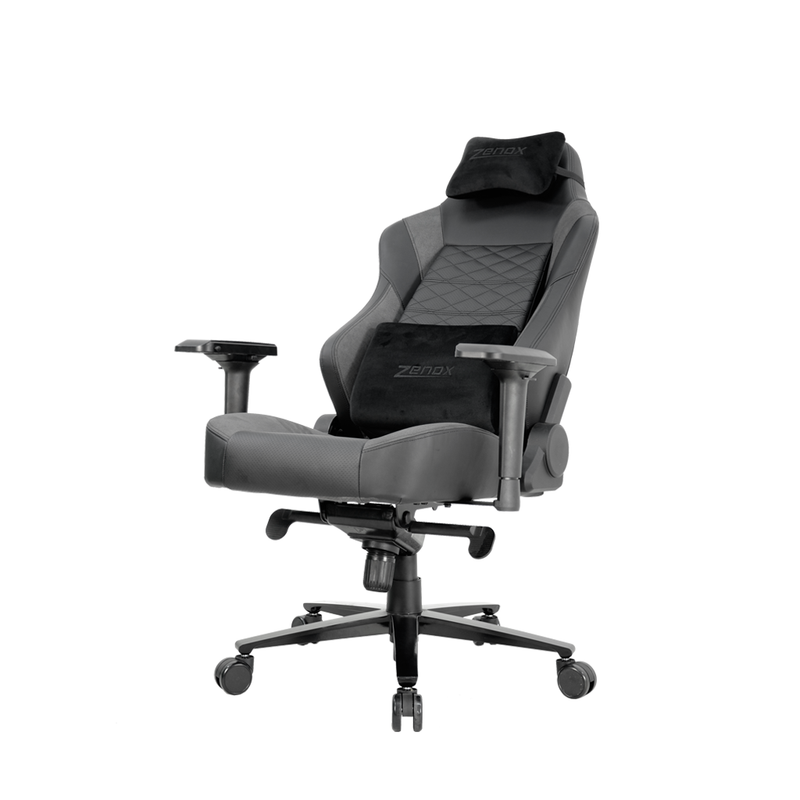 Spectre Racing Chair (Black)-Zenox