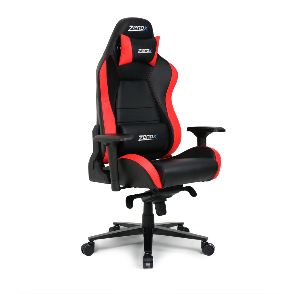 Jupiter Racing Chair (Red)-Zenox