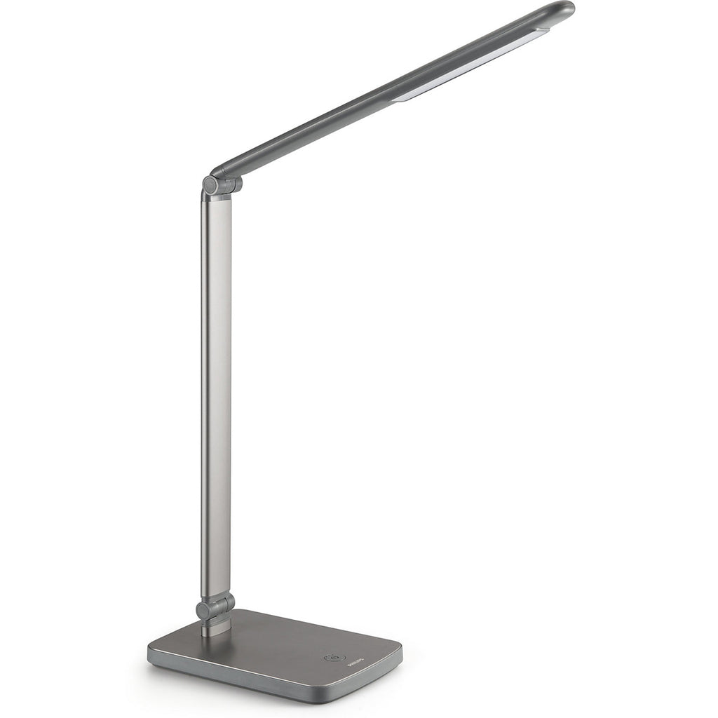 PHILIPS EDGE LED Desk Lamp Anthracite 66018 4.8W