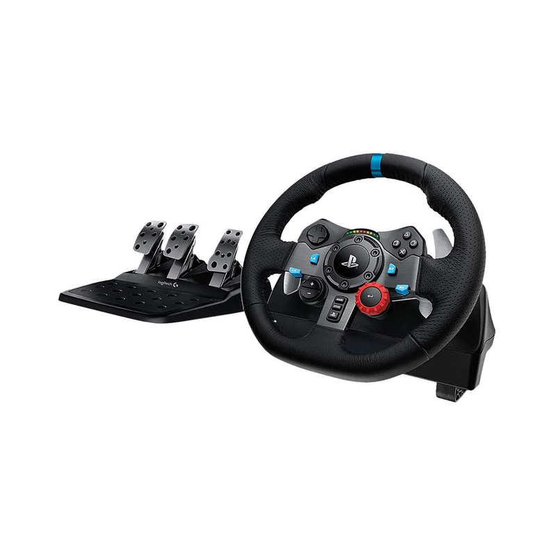 Logitech Dual-motor Feedback Driving Force G29 Gaming Racing Wheel (PS4/PS3/PC)