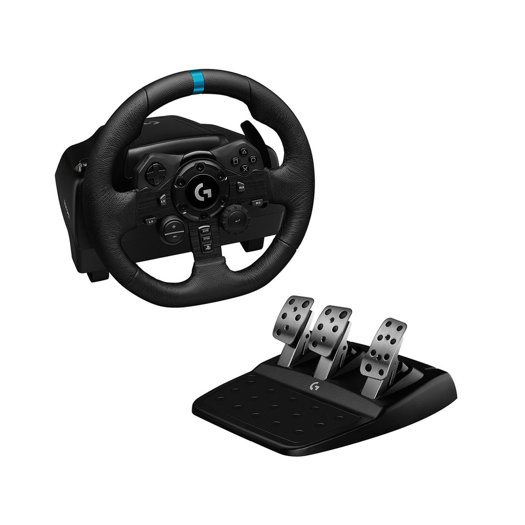 Logitech G923 TRUEFORCE SIM RACING WHEEL(PS4/PC)