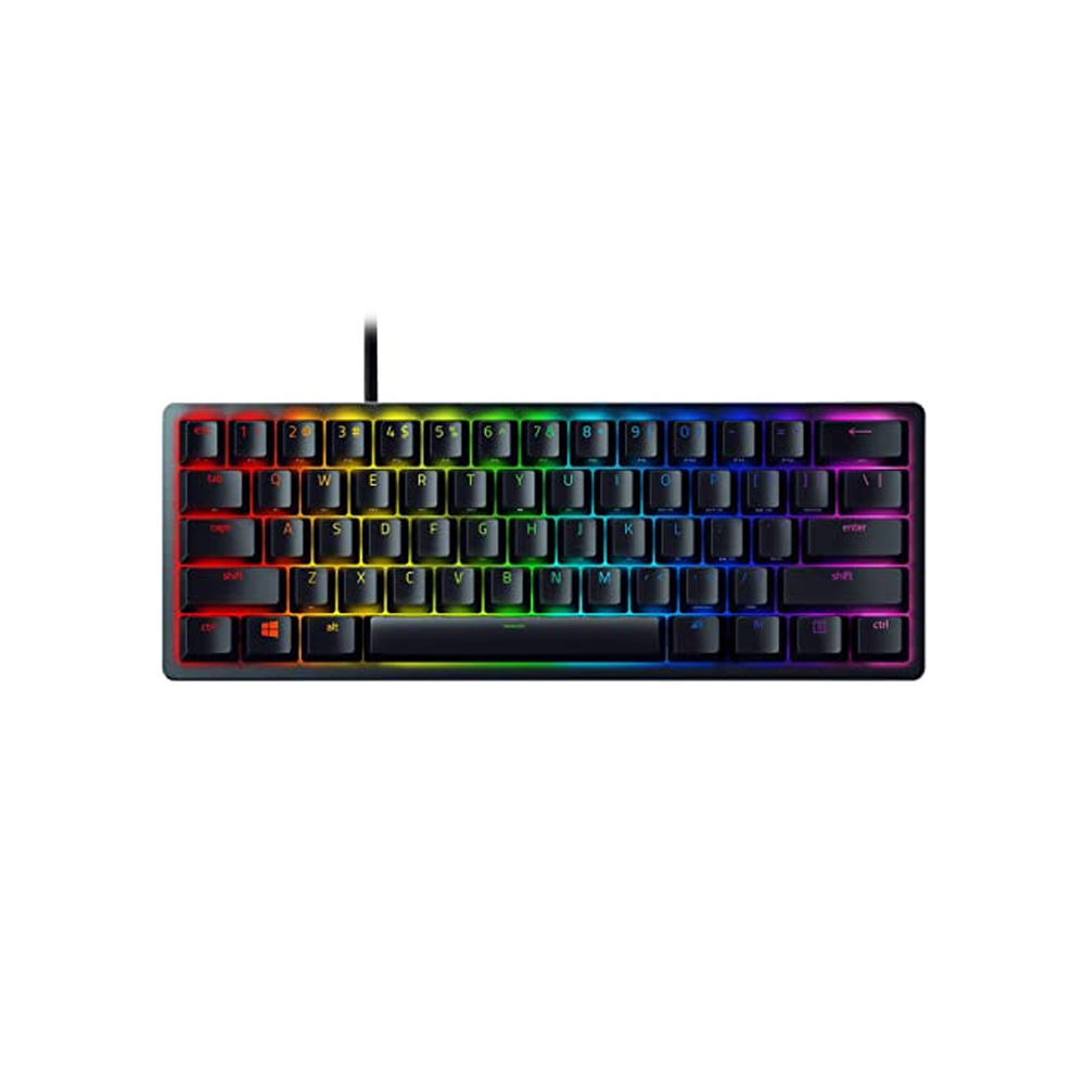 Clicky Purple Switch (Black)