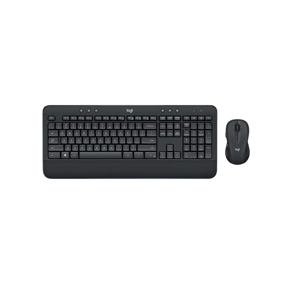 Logitech - MK545 (Chinese) - Wireless Mouse & Keyboard