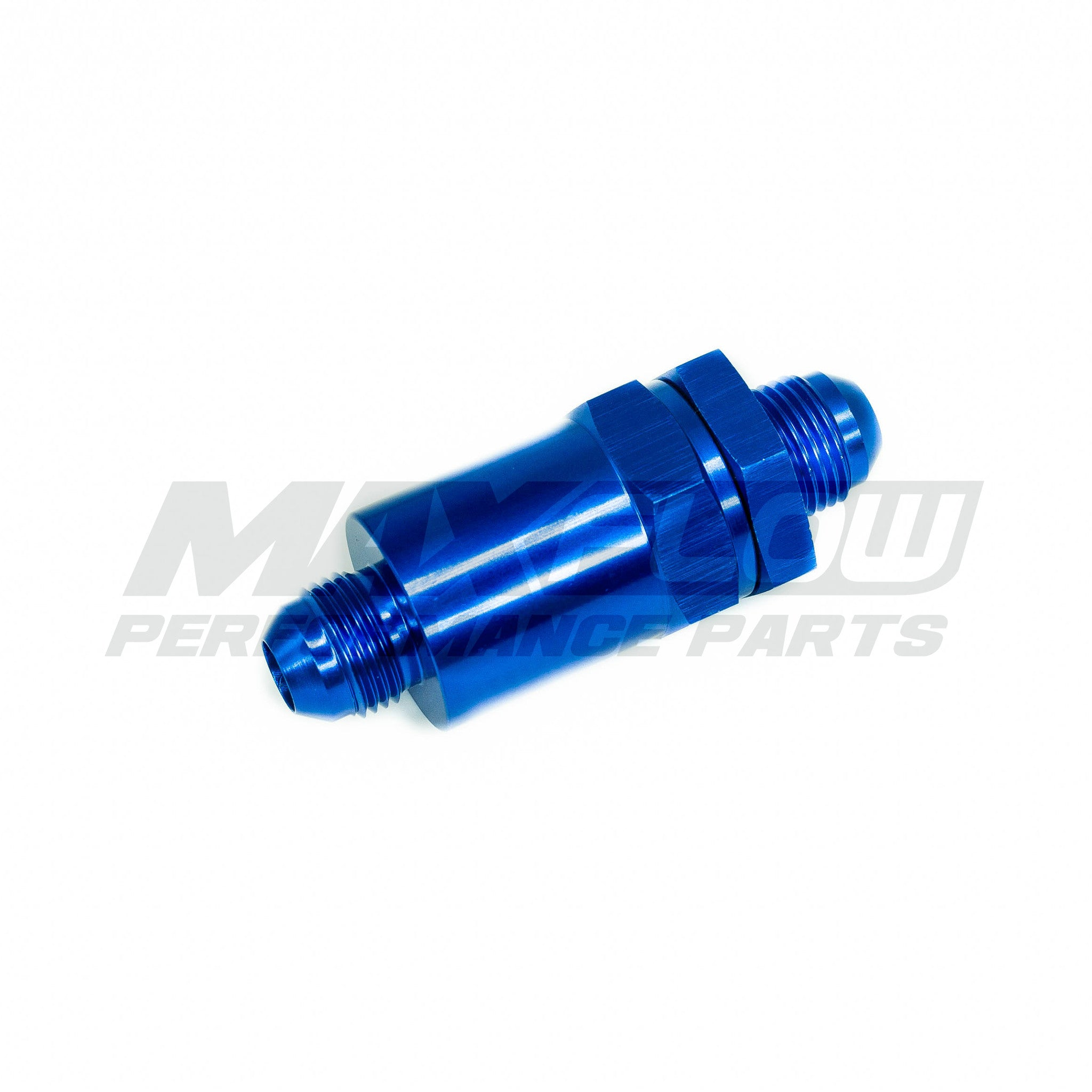 Fuel Filter Maxflow Performance Parts Motorcycle An Billet