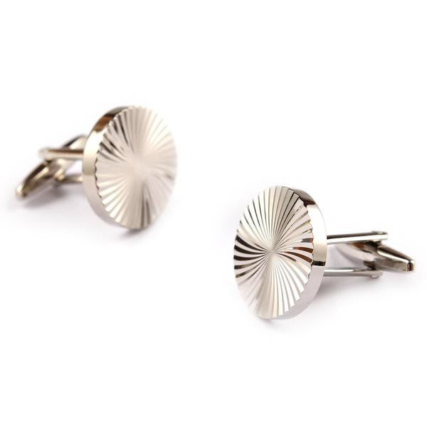 Silver Cocktail Cufflinks - TheSavvy.be