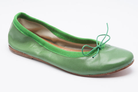 Green Ballerinas