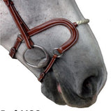 Silver Crown H Noseband Cord