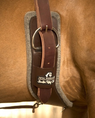 Brown Shoulder Relief Cinch