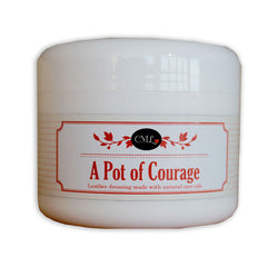 Pots of Courage Leather Dressing