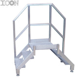 Stainless Steel Bridge Platform