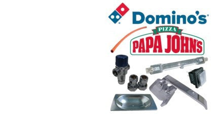 Pizza & Catering Spares All spares for our catering equipment are available online. Shop now!
