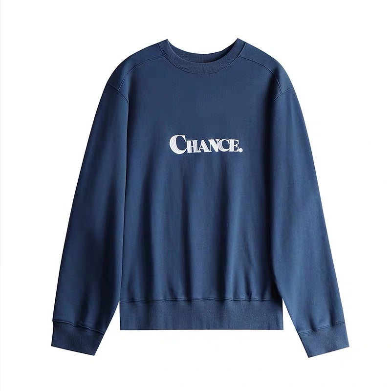Chance navy tee - JUSYCO, Default - womenwear, Default - womenfashion
