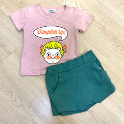 CAMPBELL UP TWO-PIECE / Setelan anak