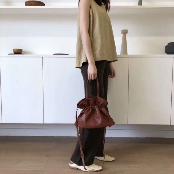 Carissa brown bag - JUSYCO, Default - womenwear, Default - womenfashion