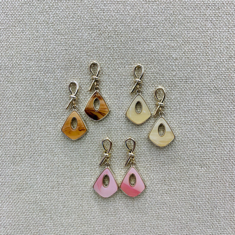 Fashion earrings 2 - JUSYCO, Default - womenwear, Default - womenfashion