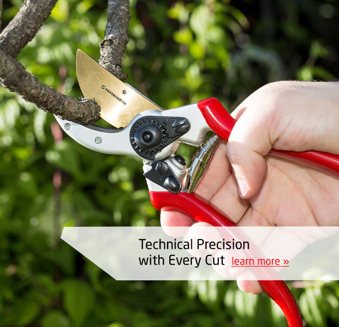 Classic Titanium Bypass Pruning Shears
