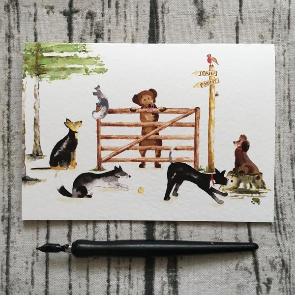 Beautiful New Cards by Abi Purrington
