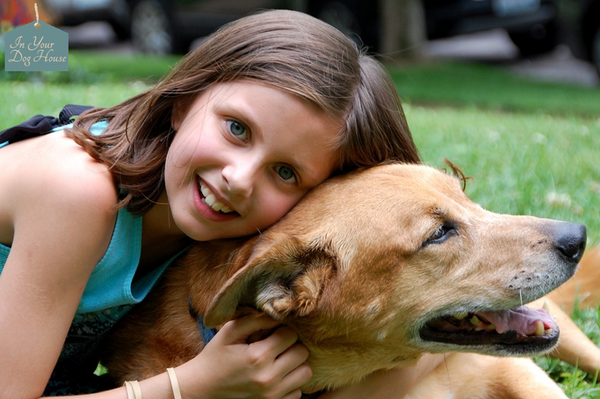 Student Dog Stories: The Benefits of Growing Up with a Dog