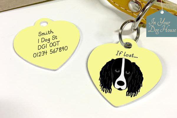 Dog tags for dog lovers