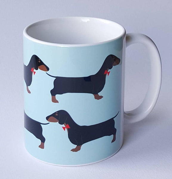 Dashing Dachshund Mug