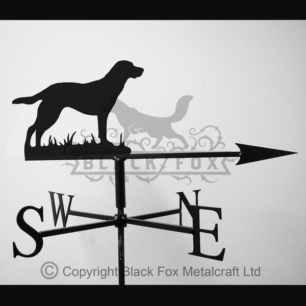 weathervane Labrador Weathervane
