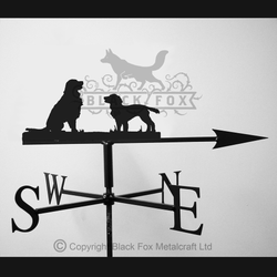 weathervane Retriever and Spaniel Weathervane