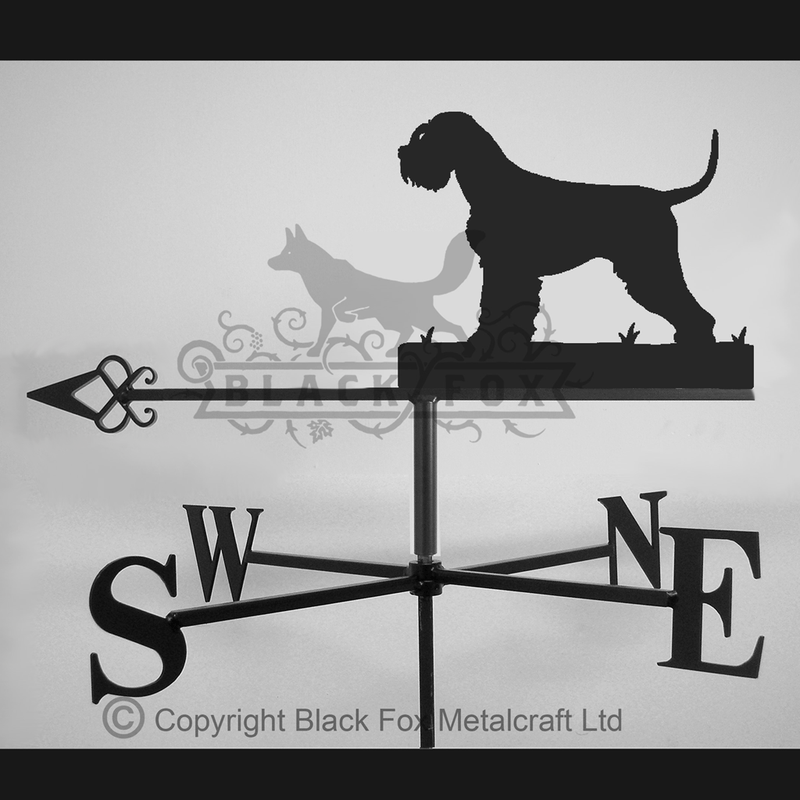 weathervane Schnauzer Weathervane