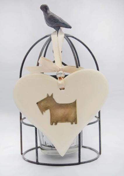 Ceramics Ceramic Hearts (Multiple Breeds Available)