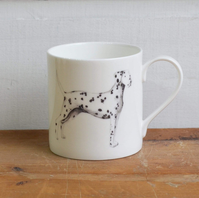 Coasters Dalmatian Coaster for dog lovers