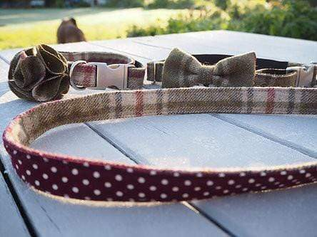 Dog Clothing Hettie Bowties