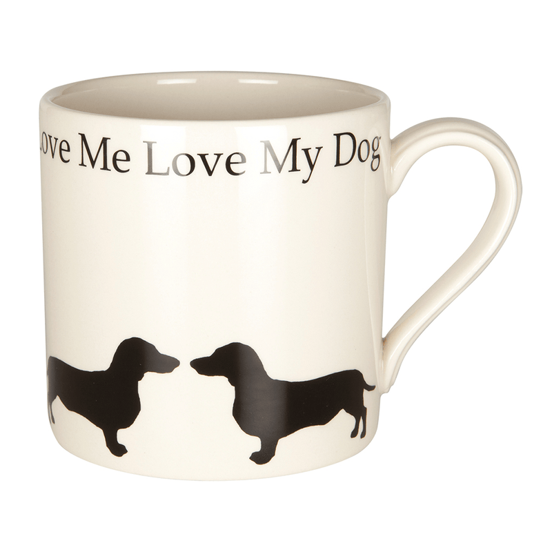 Smooth Haired Dachshund 'Daxi' Mug