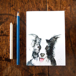 Notebook Border Collie Dog Notebook