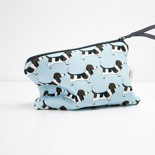 Accessories Basset Hound Makeup or Accessories Bag