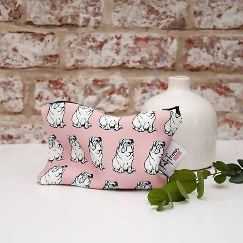 Accessories Bulldog Makeup or Accessories Bag