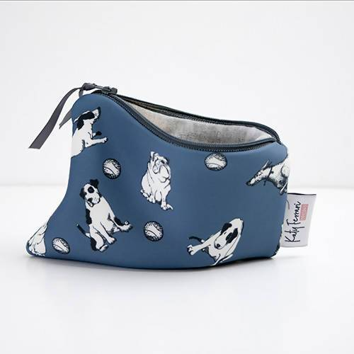 Accessories Dog Themed Makeup or Accessories Bag