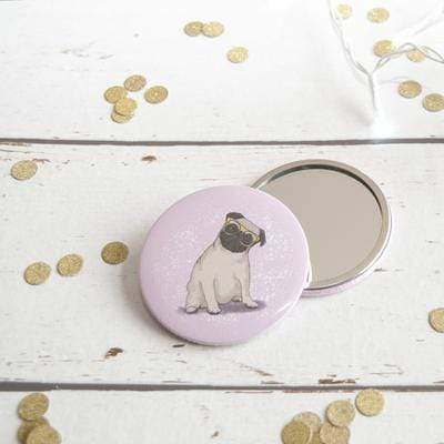 Accessories Pug Makeup Bag