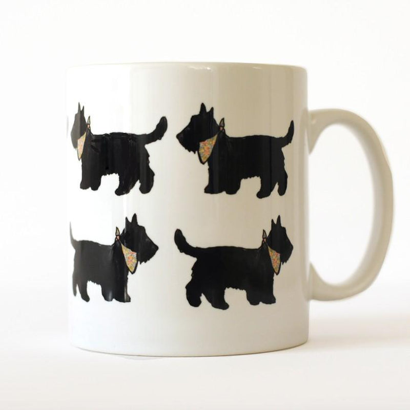 Mug 13.50 Westie Mug, Scottie dog, coffee cup