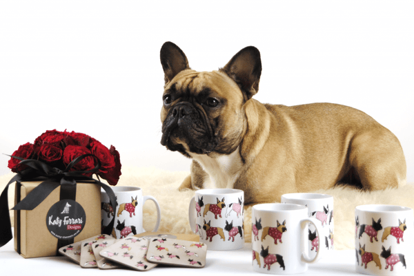 Mug French Bulldog Mug - Love that Frenchie!