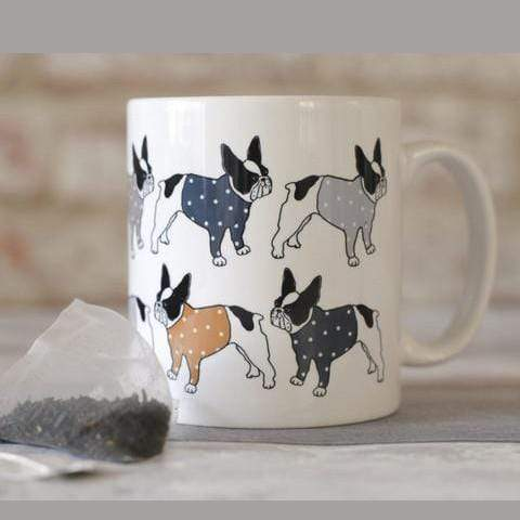 Mug French Bulldogs Ceramic Mug