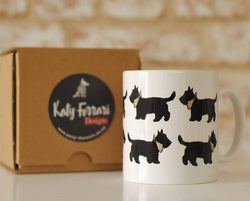 Mug Mug Only Scottie Dog Mug and Coaster Collection