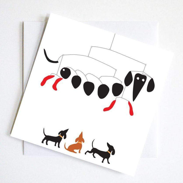 cards Mobile Dachshund