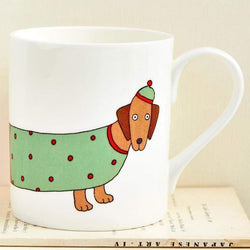 Mug Larry the Sausage Dog Mug