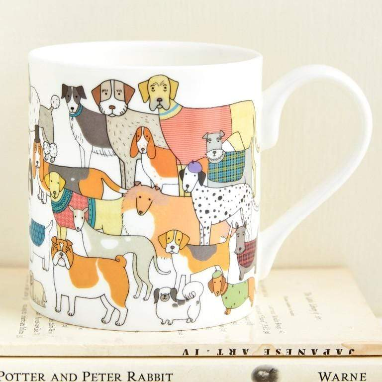 Mug Pack of Proud Pooches Mug