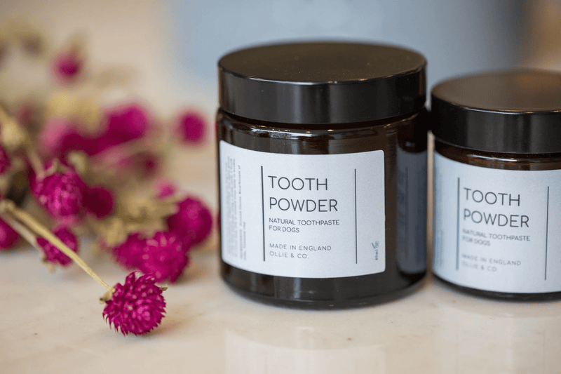 Natural Dog Tooth Powder