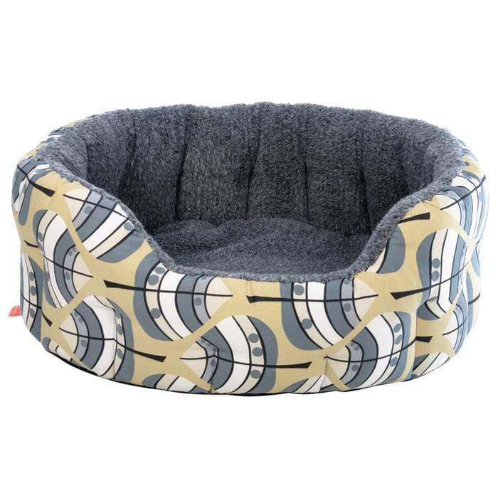 Dog Bed Leaf / Large Luxury Washable Dog Bed
