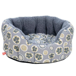 Dog Bed Poppy / Large Luxury Washable Dog Bed