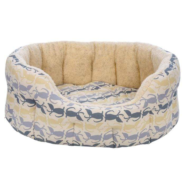 Dog Bed Rufus / Large Luxury Washable Dog Bed