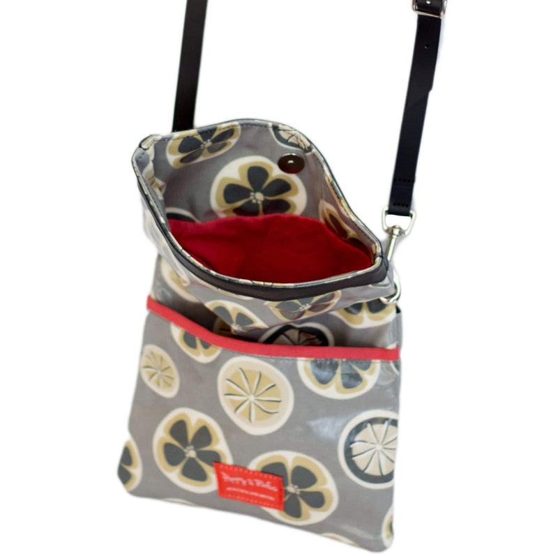 Tote bag Oilcoth Dog Walking Bag